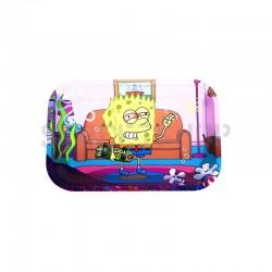 Plateau de roulage SpongeBart