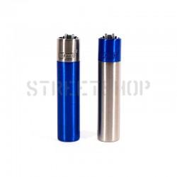 Clipper métal Blue & Silver
