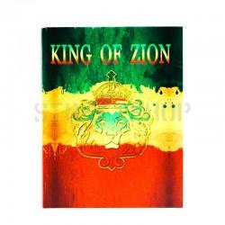 Livre boîte King of Zion