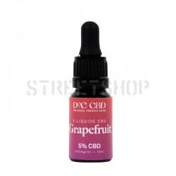 e-liquide DoC CBD - GrapeFruit
