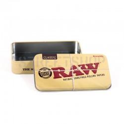 Boite métal Raw Classic