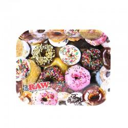 Plateau de roulage RAW Donuts