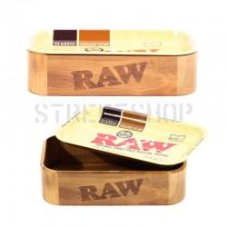 Boîte et plateau RAW