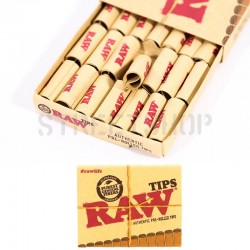 Cartons Raw préroulés