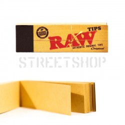 Cartons Raw Rolling papers...