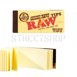 Cartons Raw Wide Tips