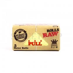 Rolls RAW 5m King Size Slim