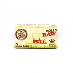 Rolls RAW Organic Hemp 5 m