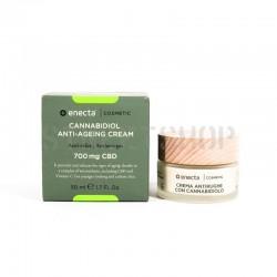 Crème anti-âge CBD Enecta