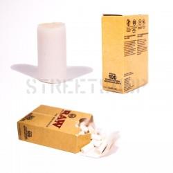100 Filtres Coton 8mm - RAW