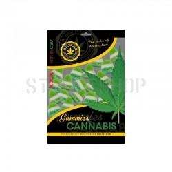 Bonbons gélifiés Cannabis