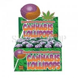 Sucette Cannabis Purple...
