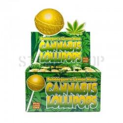 Sucette Cannabis Bubblegum...