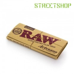 Feuilles et tips Raw Artesano