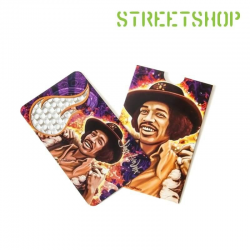 Grinder card Jimmy Hendrix...