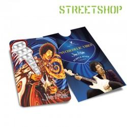 Grinder card Jimmy Hendrix Psychadelic