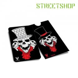 Grinder card Skull