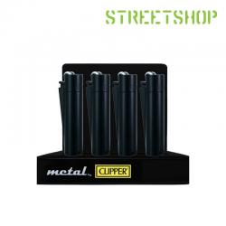 Clipper métal Black