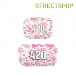 Plateau de roulage 420 Pink