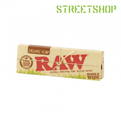 Feuilles Raw Single Wide...
