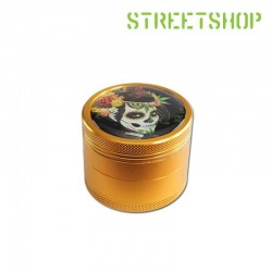Grinder Mexican Skull 4...