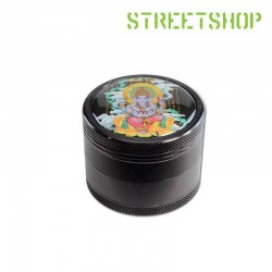 Grinder Ganesha 4 parties 50 mm