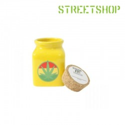 Jar céramique Leaf 150 ml