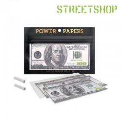 Feuilles et tips dollars