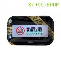 Plateau de roulage no smoking
