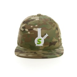 Casquette camouflage Stoned