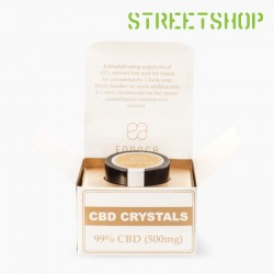 Cristaux CBD Endoca
