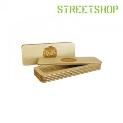 Boîte rangement en bois Rolls
