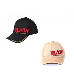 Casquette tasseur Raw