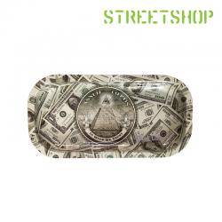 Plateau de roulage slim dollars