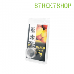 Jelly Hash Mango CBD Plant of Life