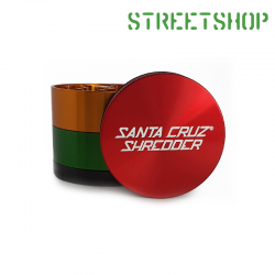 Grinder Santa Cruz Shredder rasta medium