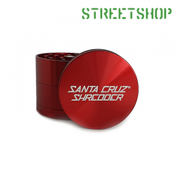 Grinder Santa Cruz Shredder rouge medium