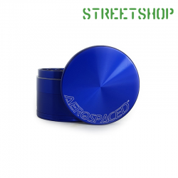 Grinder Aerospaced Bleu 4 parties