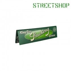 Feuilles Smoking Green King Size Slim