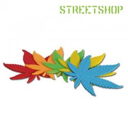 Repose plat silicone Leaf