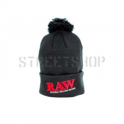 Bonnet Raw Black